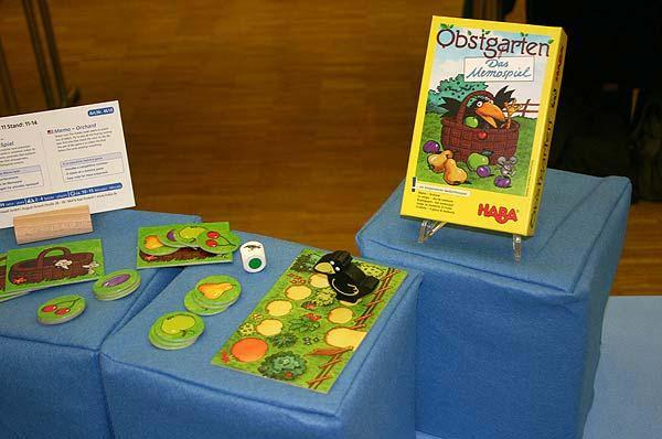 Obstgarten - Das Memo-Spiel von Haba