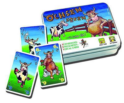 Ochsen Soxen von Nürnberger Spielkartenverlag