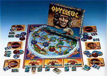 Odysseus von Jumbo Spiele
