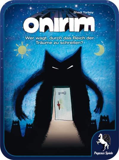 Onirim von Pegasus Spiele