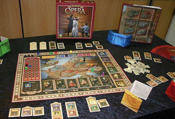 Opera von Reich der Spiele
