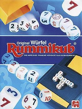 Original Würfel Rummikub von