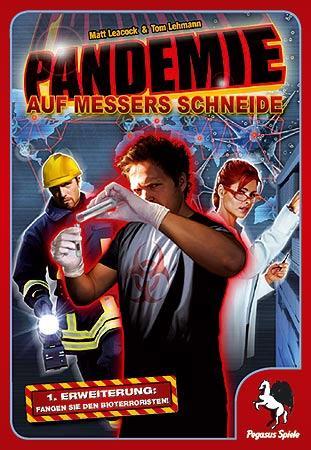 Pandemie - Auf Messers Schneide von Pegasus Spiele