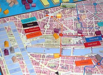 Paris Paris von Reich der Spiele