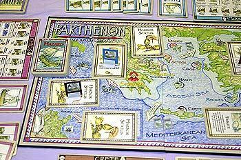 Parthenon von Reich der Spiele