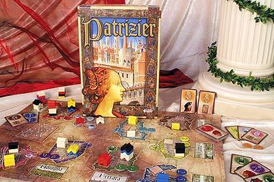 Patrizier von Amigo Spiele