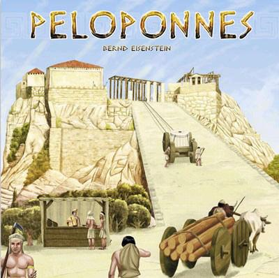 Peloponnes von Irongames