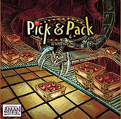 Pick & Pack von Z-Man Games