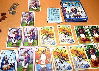 Pingu-Party von Reich der Spiele