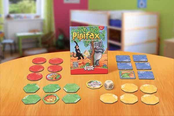 Pipifax von Amigo Spiele