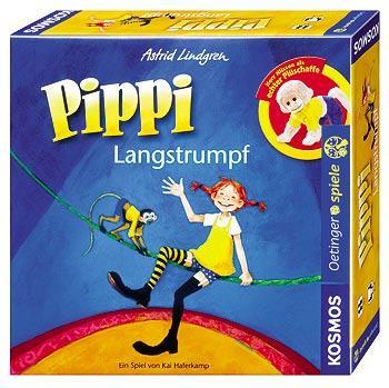 Pippi Langstrumpf von Kosmos