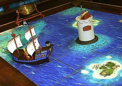 Piraten auf Schatzjagd von Reich der Spiele