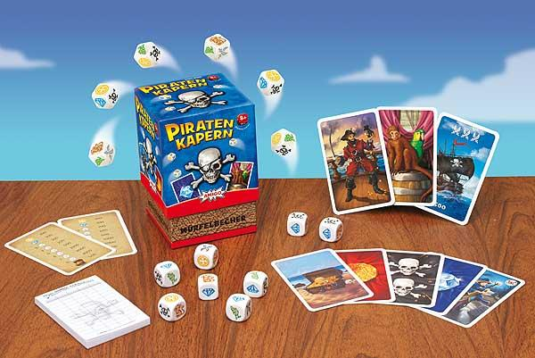 Piraten Kapern von Amigo Spiele