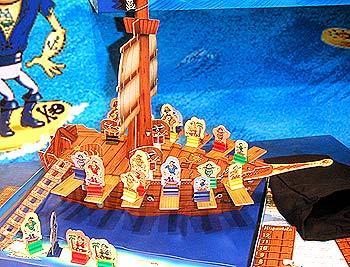 Piraten, Planken und Peseten von Reich der Spiele