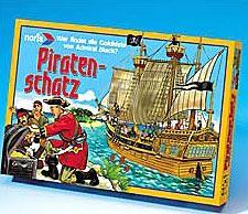 Piratenschatz von Noris Spiele