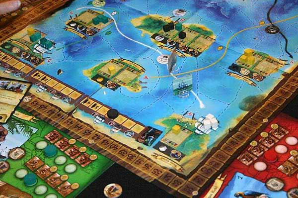 Pirates 2ed von Reich der Spiele