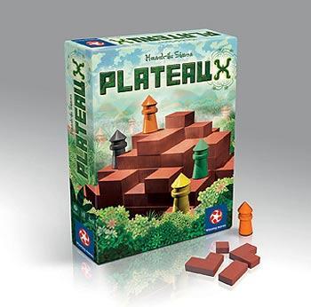 Plateau X von Winning Moves