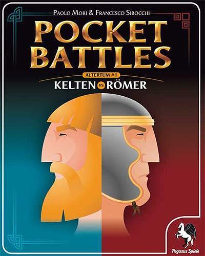 Pocket Battles - Kelten vs. Römer von Pegasus Spiele