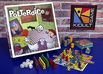 Polterdice von Kidult Games