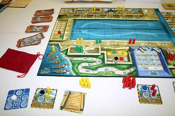 Porto Carthago von Reich der Spiele