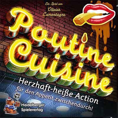 Poutine Cusine von Heidelberger Spieleverlag