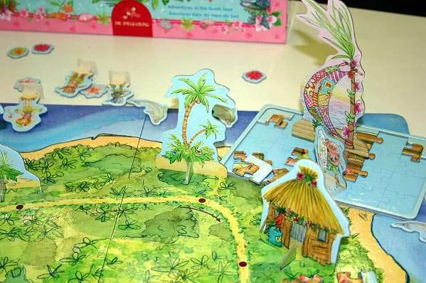 Prinzessin Lillifee - Abenteuer in der Südsee von Reich der Spiele