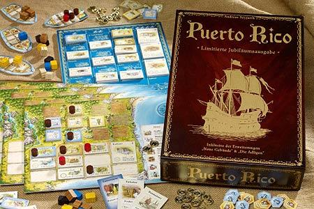 Puerto Rico Jubiläumsausgabe von aleaspiele