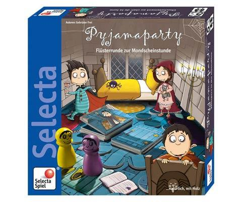 Pyjamaparty von Selecta Spielzeug