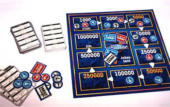 Werden Sie Quiz-Millionär von Reich der Spiele