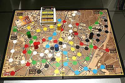 Quiz Taxi von Reich der Spiele