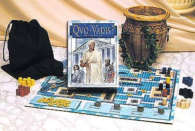 Quo Vadis von Amigo Spiele
