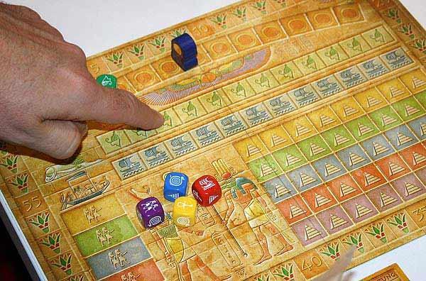 Ra - The Dice Game von Reich der Spiele