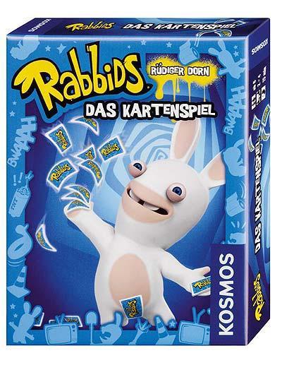 Rabbids - das Kartenspiel von Kosmos