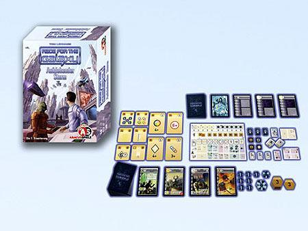 Race For The Galaxy - Aufziehender Sturm von Abacusspiele