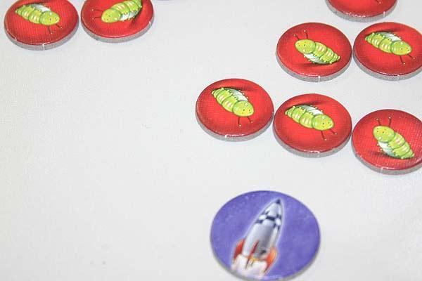 Rakete von Reich der Spiele