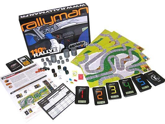 Rallyman von Rallyman