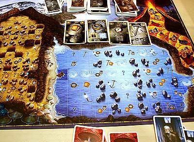 Reise zum Mittelpunkt der Erde von Reich der Spiele
