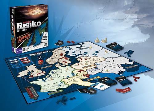Risiko - Das Duell von Hasbro