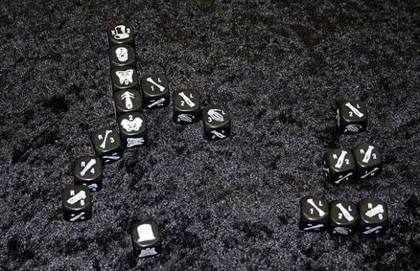 Rolling Bones von Reich der Spiele