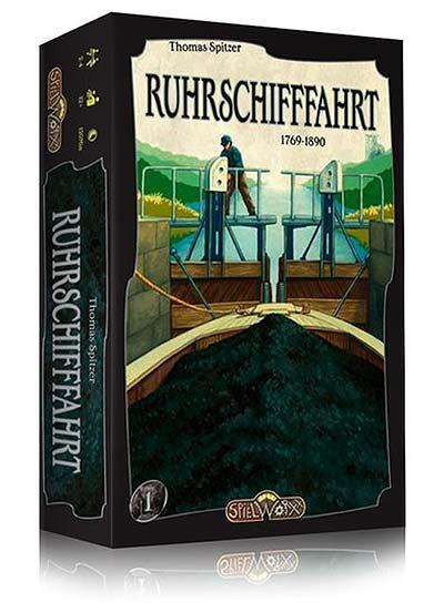 Ruhrschifffahrt von Spielworxx