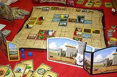 Salamanca von Reich der Spiele