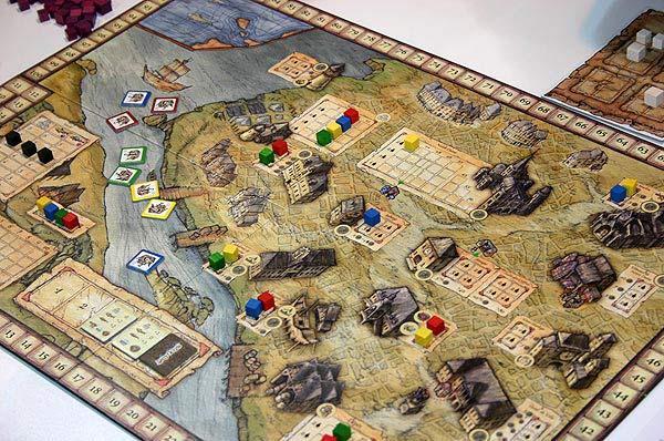 Upon A Salty Ocean von Reich der Spiele