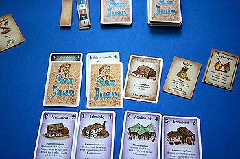 San Juan von Reich der Spiele