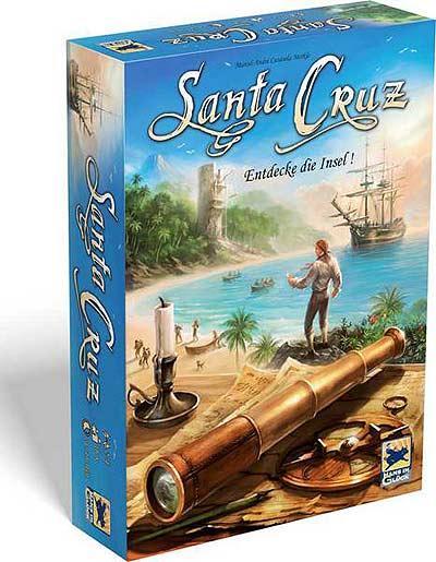 Santa Cruz von Hans im Glück