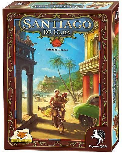 Santiago de Cuba von eggertspiele/Pegasus Spiele