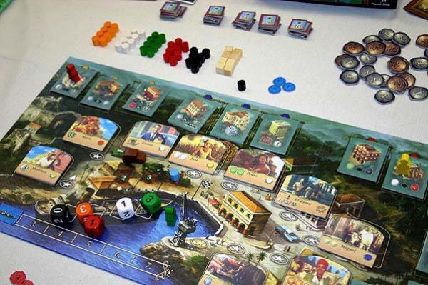Santiago de Cuba von Reich der Spiele