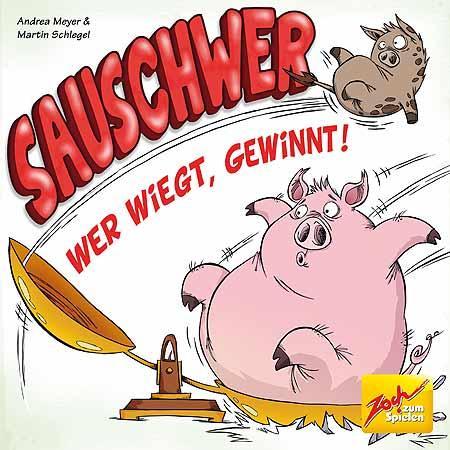 Sauschwer von Zoch Verlag