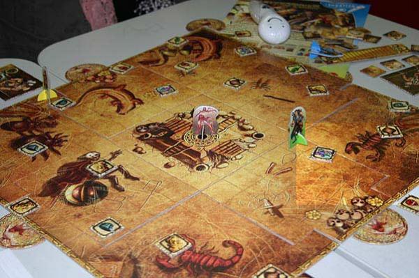 Die Schatzkammer von El Mirador von Reich der Spiele