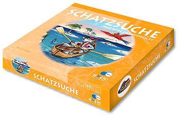 Schatzsuche von Huch and Friends