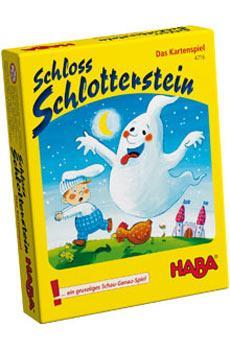 Schloss Schlotterstein Kartenspiel von Haba